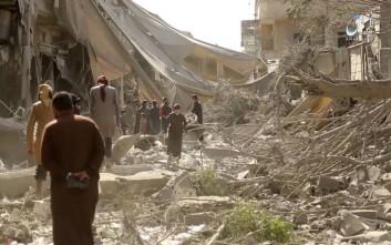 Σε κίνδυνο χιλιάδες παιδιά από επίθεση σε αποθήκη εμβολίων στη Συρία