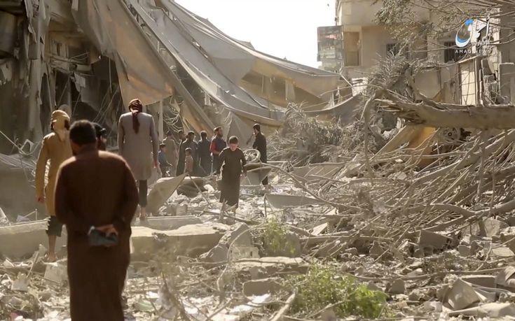 Ο συριακός στρατός κήρυξε 48ωρη εκεχειρία στην Ντεράα