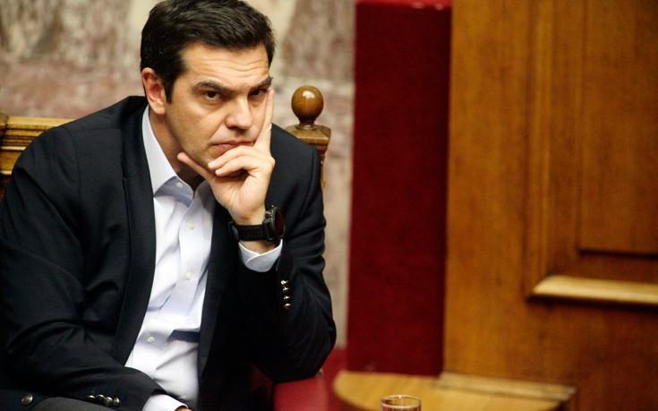 Στην τελική ευθεία για το χρέος και τη... γραβάτα του Αλέξη Τσίπρα