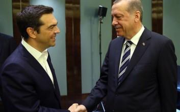 Χριστοδουλίδης: Σημαντική η συνάντηση Τσίπρα - Ερντογάν