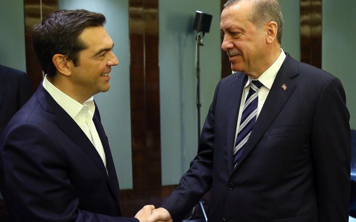Τσίπρας σε Ερντογάν: Η Ελλάδα στηρίζει την ευρωπαϊκή ένταξη της Τουρκίας, αρκεί να το θέλει
