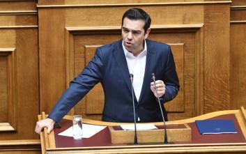 Τσίπρας: Δεν μεγάλωσα με στόχο να γίνω πρωθυπουργός, ούτε να έχω καρέκλες