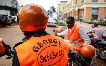 SafeBoda, μια εφαρμογή μοτοταξί που σώζει ζωές στην Ουγκάντα