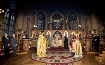 Εκ βάθρων θα ανακαινιστεί ο ναός του Αγίου Γεωργίου Στοκχόλμης