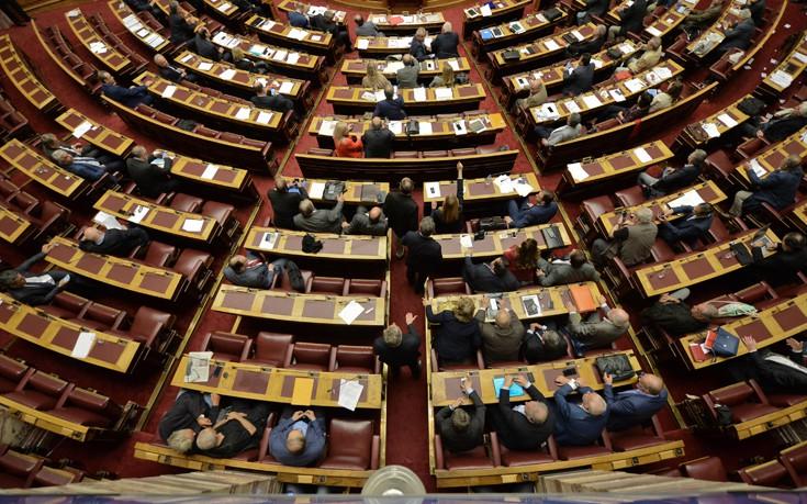 Ερώτηση 55 βουλευτών του ΣΥΡΙΖΑ για τις προμήθειες των καρτών