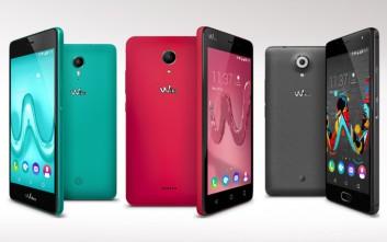 WIKO, τα νεανικά 4G Smartphones