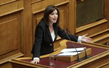 Ασημακοπούλου: Ξεδιάντροπη προσπάθεια ελέγχου των ΜΜΕ από τον υπουργό Ψηφιακής Πολιτικής