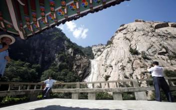 Η Βόρεια Κορέα «ανοίγει» τις πύλες της για τους δυτικούς τουρίστες