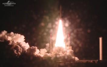Εκτόξευση+Ariane+5+Πηγή+ESA