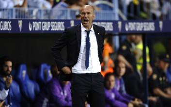 «Ο Ζιντάν επιστρέφει στη Ρεάλ Μαδρίτης»