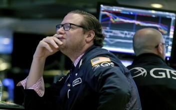 Πέφτουν τα Χρηματιστήρια εν μέσω των πολεμικών δηλώσεων Τραμπ και Κιμ