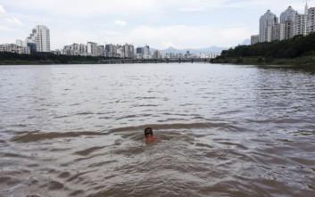 Ακόμη δέκα νεκροί από τις πλημμύρες στην Κίνα