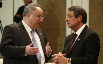 Κοτζιάς: Η γραμμή Αθήνας- Λευκωσίας για το Κυπριακό είναι πάντοτε ενιαία