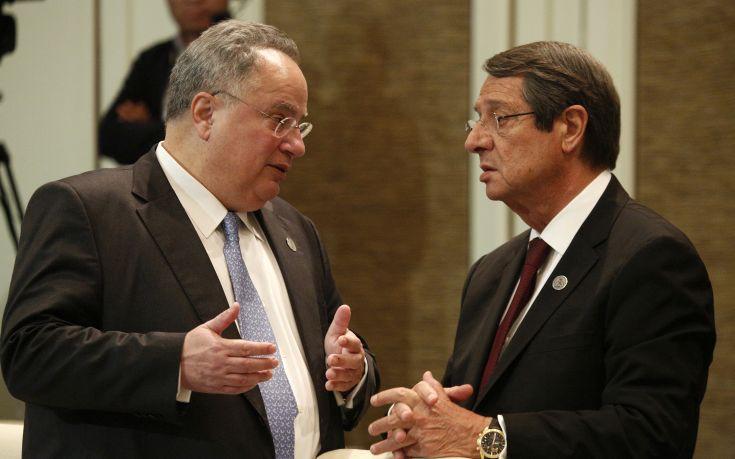 Στο τραπέζι οι θέσεις των δύο πλευρών για το Κυπριακό