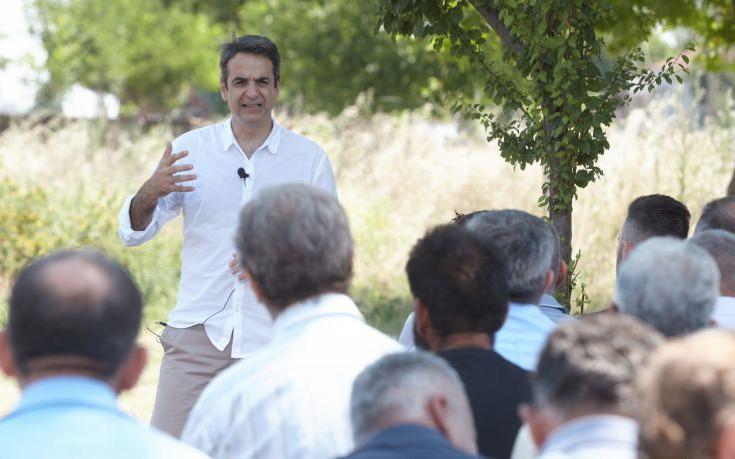 Μητσοτάκης: Η απλή αναλογική ισοδυναμεί με ακυβερνησία στους δήμους