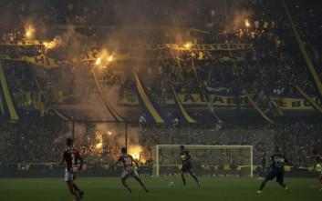 Η Αργεντινή στις φλόγες!