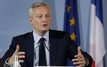 «Δύσκολα μέτρα» προανήγγειλε ο νέος υπουργός Οικονομίας της Γαλλίας