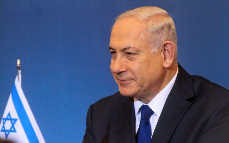 Νετανιάχου: Θα ήταν καλύτερο οι Παλαιστίνιοι να αποδεχτούν την πραγματικότητα