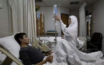 Το πρώτο… ηλιακό νοσοκομείο στη Συρία σώζει ζωές