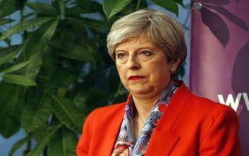 Αισιόδοξη για τις διαπραγματεύσεις με την ΕΕ η Μέι
