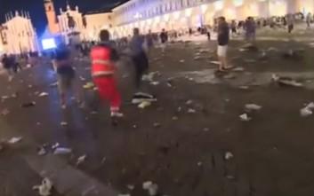 Στους 600 αυξήθηκε ο αριθμός των τραυματιών στο Τορίνο
