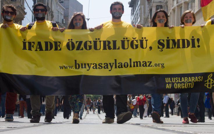 Ανακρίνεται από εισαγγελέα η διευθύντρια της Διεθνούς Αμνηστίας στην Τουρκία