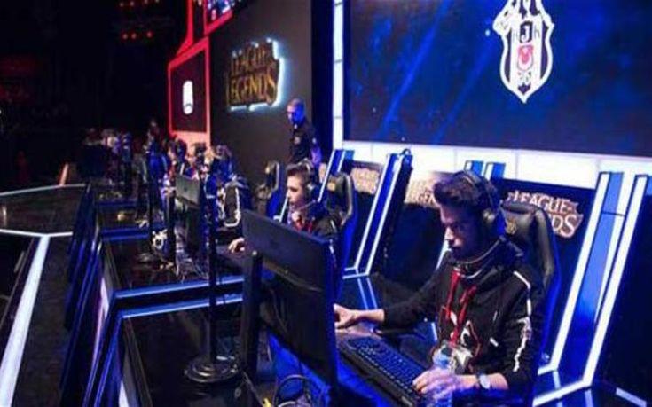 Οι Τούρκοι ξημεροβραδιάζονται μπροστά στα e-games