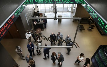 Μικρή άνοδος στο Χρηματιστήριο