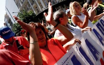 Κλιμακώνονται οι κινητοποιήσεις των συμβασιούχων στη Θεσσαλονίκη