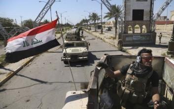 Το Ιράκ βλέπει το «τέλος του ψευδοκράτους των τζιχαντιστών»