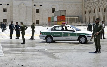 Δεκάδες οι συλλήψεις φερόμενων μελών του ΙΚ στη Τεχεράνη