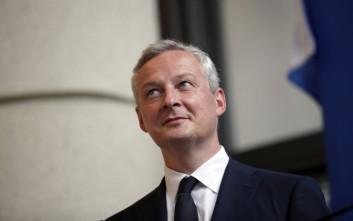 Γαλλικό υπουργείο Οικονομικών: Η προσπάθειά μας είναι μεσολαβητική