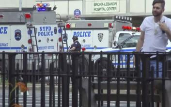 Πρώην γιατρός ο ένοπλος που εισέβαλε στο νοσοκομείο του Μπρονξ