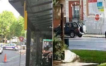 Αυτοκίνητο προσπάθησε να χτυπήσει πεζούς έξω από τζαμί στη Γαλλία