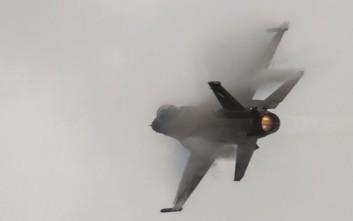 Ζεύγος τουρκικών αεροσκαφών πέταξε πάνω από τη Ρω και τη Στρογγύλη