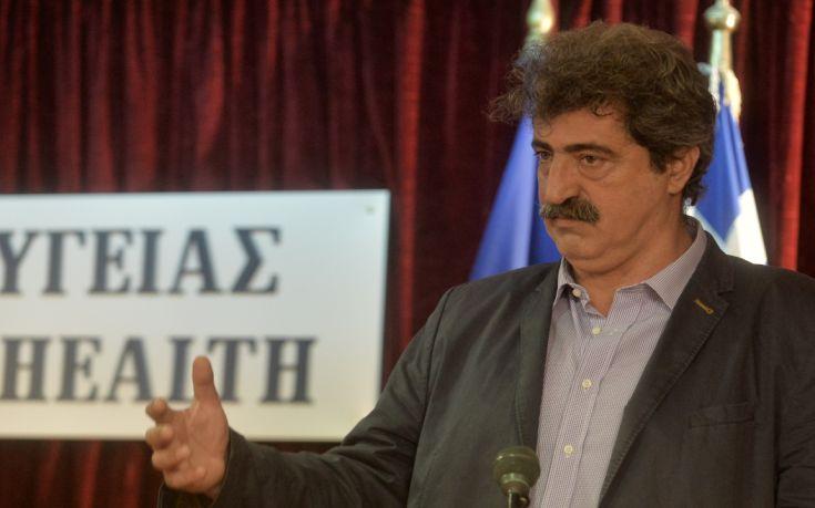 Πολάκης: Οι βουλευτές της ΝΔ εκδίδουν desperate press releases