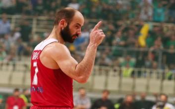 «Αυτός ο διάδοχος του Σπανούλη στον Ολυμπιακό»