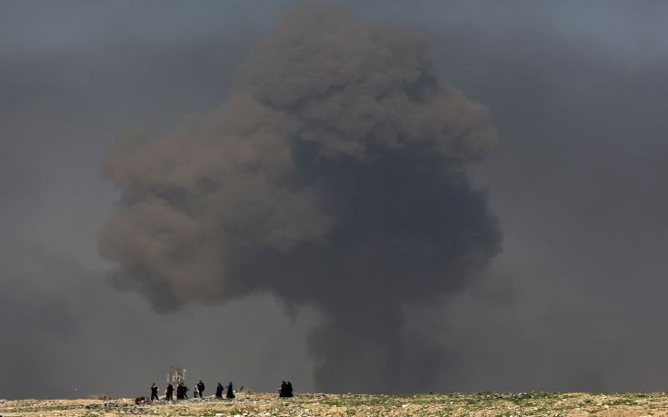 Χερσαία επιχείρηση για το τελευταίο προπύργιο του ISIS στο Ιράκ