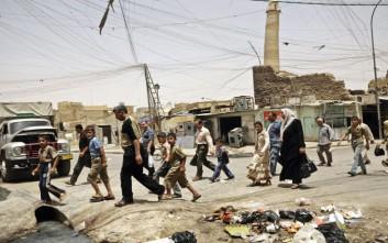 Ισλαμικό Κράτος και ΗΠΑ αλληλοκατηγορούνται πάνω από τα ερείπια του τεμένους αλ Νούρι