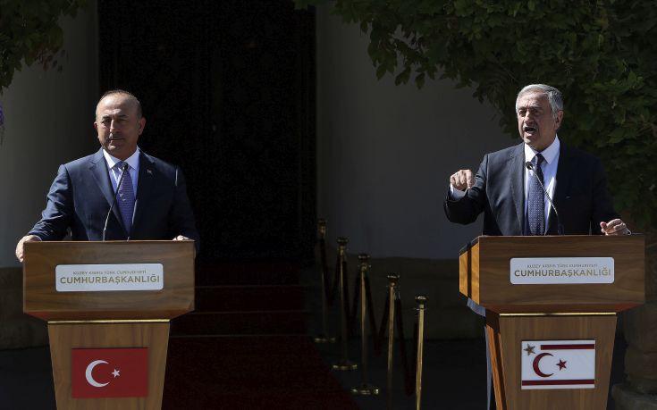 Θετικοί Τσαβούσογλου και Ακιντζί σε νέα Γενεύη «χωρίς προϋποθέσεις»
