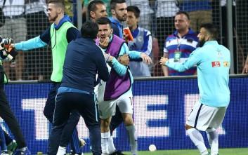Η Βοσνία ρίχνει το φταίξιμο στο «άγριο παιχνίδι» των Ελλήνων παικτών και στον Κώστα Μανωλά