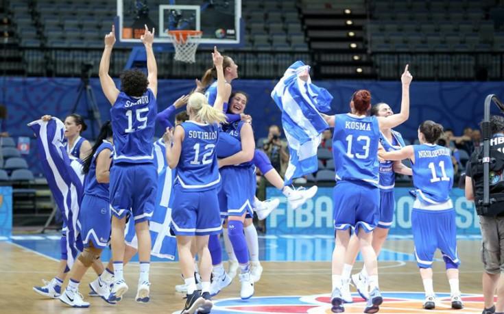 Στα πρακτορεία του ΟΠΑΠ… ακούγεται τιρινίνι για το Eurobasket Γυναικών 2017