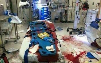 Η συγκλονιστική φωτογραφία και το μήνυμα ενός «βολεμένου» Έλληνα νοσηλευτή
