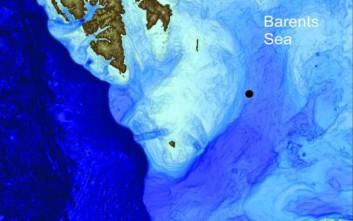 Ανακαλύφθηκαν εκατοντάδες μεγάλοι κρατήρες στον Αρκτικό βυθό