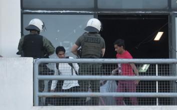 Πάνω από 4.000 συλλήψεις μεταναστών και προσφύγων τον Οκτώβριο