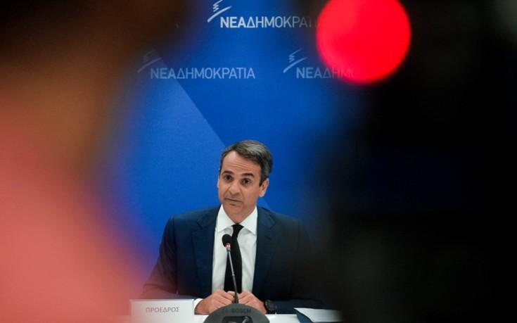 Μητσοτάκης για άρθρο Τσίπρα: Δεν τον ακολουθούμε στη βουτιά στο χθες