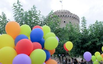 Πάνω από 10.000 άτομα στο Thessaloniki Pride