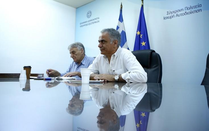 Αισιοδοξία Σκουρλέτη μετά τη συνάντηση της ΠΟΕ-ΟΤΑ με τον Αλέξη Τσίπρα
