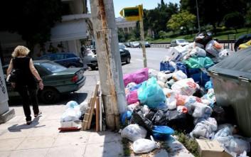 Ομαλοποιείται η αποκομιδή των απορριμμάτων στην Αττική