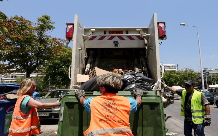 Σοβαρός κίνδυνος για τη δημόσια υγεία από τα σκουπίδια